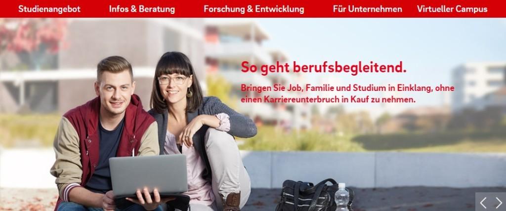 Die Fernfachhochschule Schweiz (FFHS)