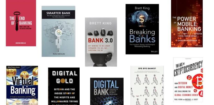 15 Fintech Bücher die man (in den Sommerferien) lesen könnte