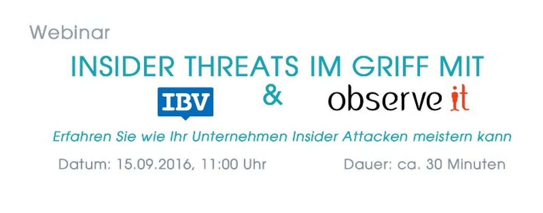 Insider Threats Management  – das müssen Sie wissen!