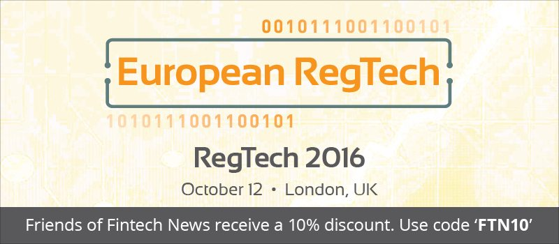 European RegTech Congress 2016