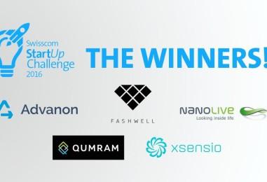 Swisscom Startup Challenge: And The Winner Is…