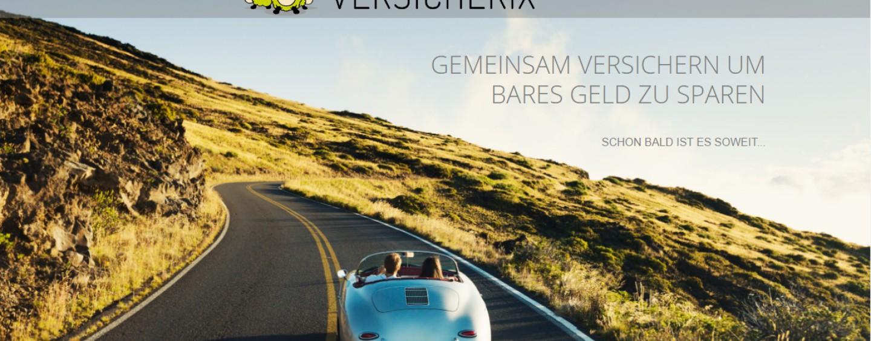 VERSICHERIX – der erste P2P-Versicherer aus der Schweiz