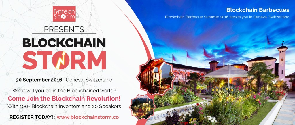 blockchain storm