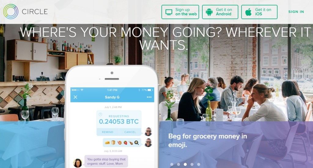 circle pay app