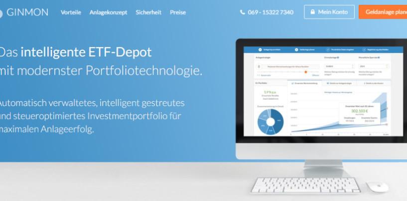 Deutscher Robo Advisor Ginmon erhält Millionen-Finanzierung für Wachstumskurs