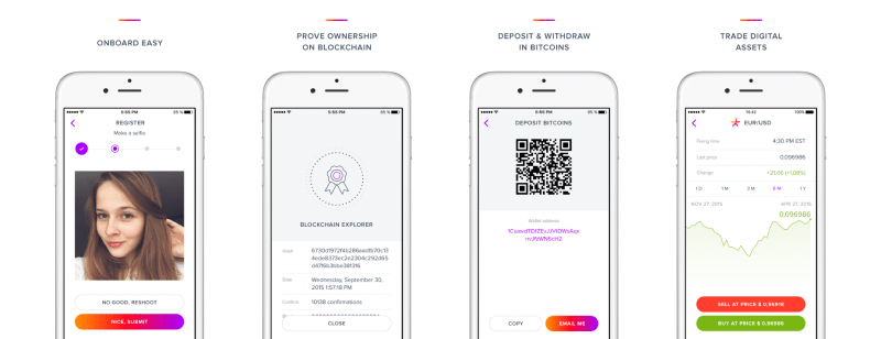 lykke launches iOS mobile wallet app