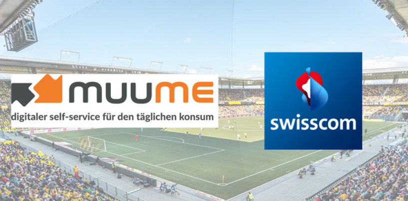 Mobile Payment Kooperation: MUUME integriert in YB Fussballclub App