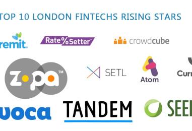 Londons Fintech Startups: Top 10 Rising Stars