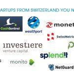 swiss fintech startups