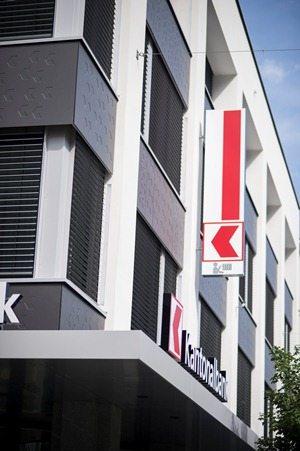 SCHWEIZ GLARNER KANTONALBANK HAUPTSITZ