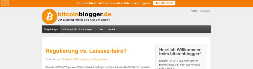 BitcoinBlogger