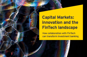 Capital Markets Firms Collaboration With Fintechs
