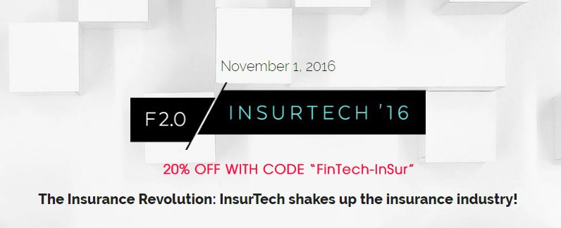 Finance 2.0 Insurtech '16