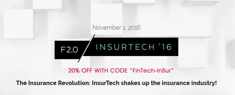 Finance 2.0 Insurtech '16