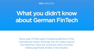 GoCardless Ltd. German Fintech report