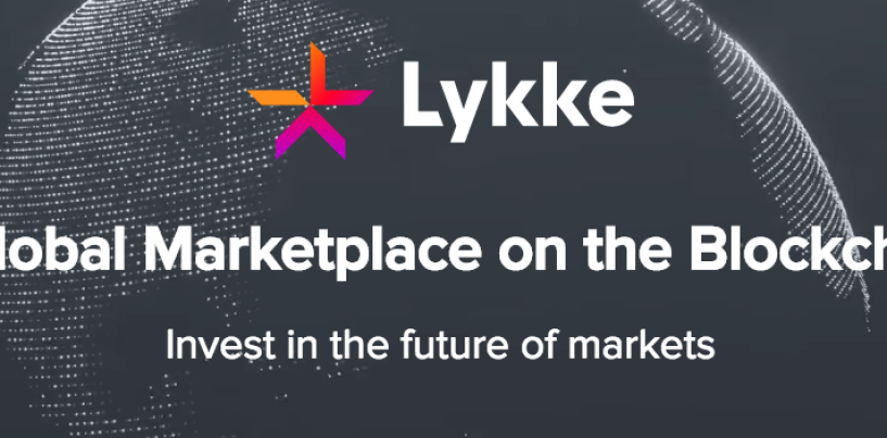 Blockchain Marketplace Lykke Begins Crowd Sale; Looks to Raise 1.5M CHF