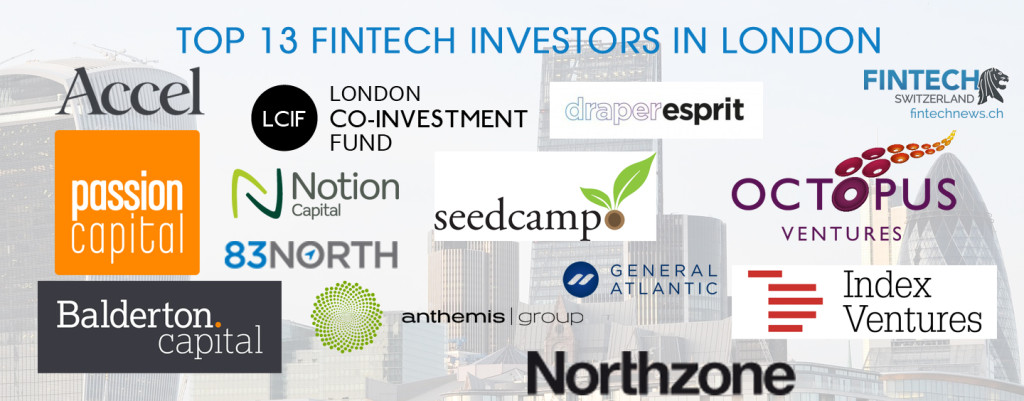 TOP INVESTORS IN LONDON