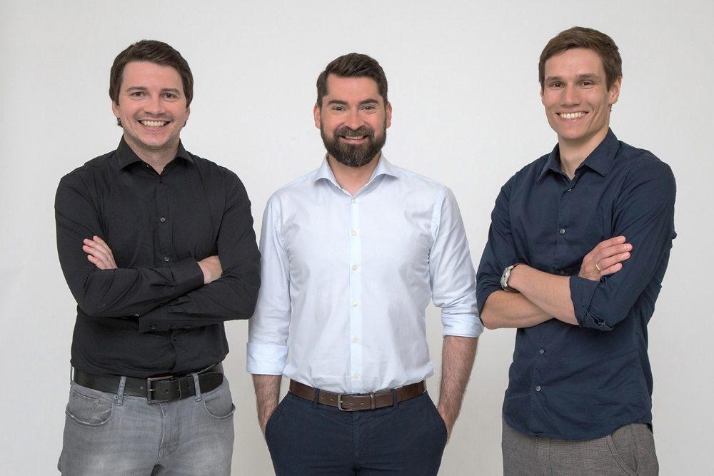 Daniel Strieder, Michael Handler, Jörg Skornschek