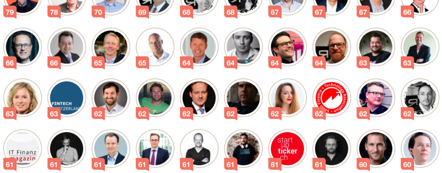 top influencers in cryptocurrency