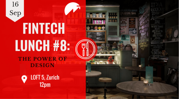 fintech lunch the power of design
