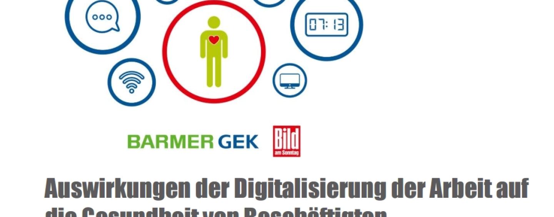 Zunehmende Digitalisierung im Beruf belastet Familienleben