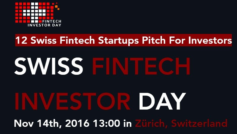swiss fintech investor day