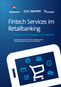 Fintech in Retail Banking Swisscom report