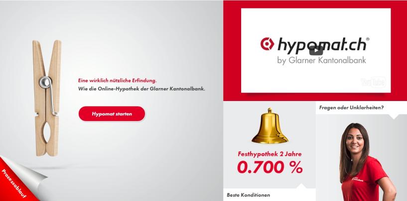 Hypomat der Glarner Kantonalbank gewinnt weiteren Kunden