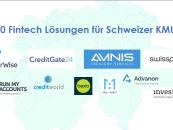 10 Fintech Lösungen für Schweizer KMUs