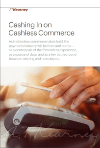 Cashing In on Cashless Commerce