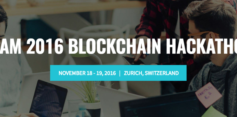 Upcoming Swiss Hackathon Seeks To Use Blockchain To Disrupt The Insurance Industry