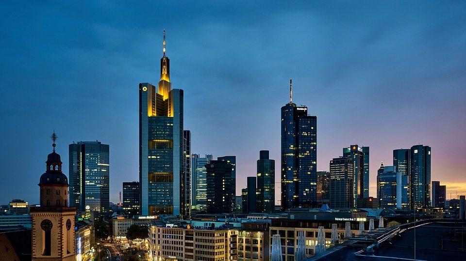 Frankfurt. Via Pixabay