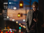 Global Venture Capital-backed Fintech Funding Declines In Q3'16: KPMG And CB Insights