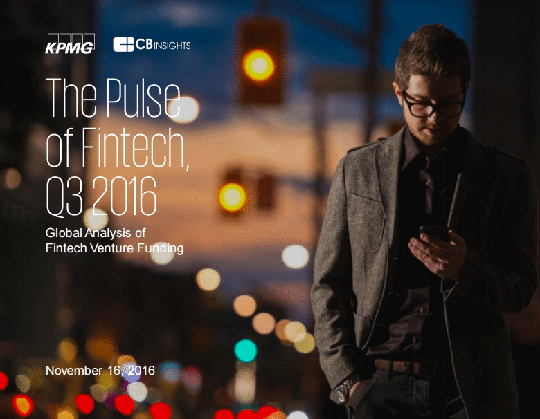 The Pulse of Fintech