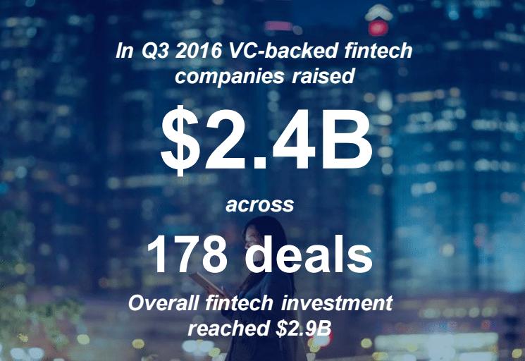 VC-backed fintech