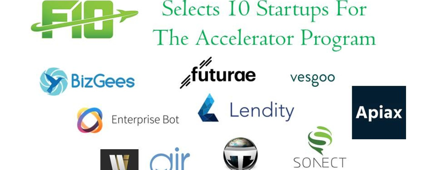 F10 Selects 10 Fintech Startups For The -Swiss Accelerator Program