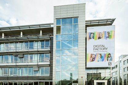 Deutsche Bank Digital Factory Frankfurt