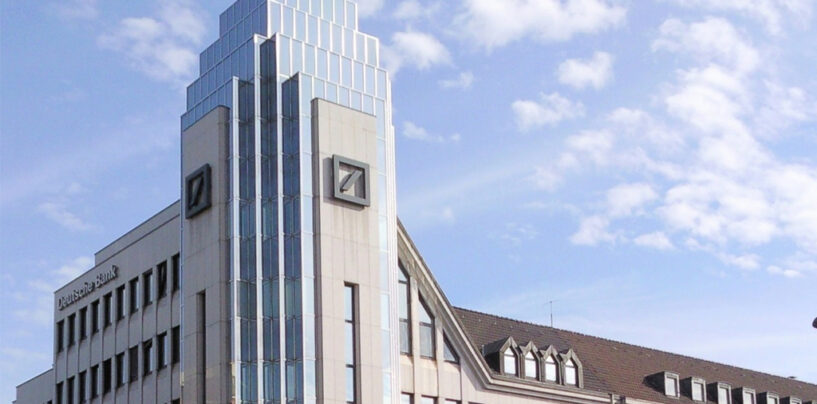 Deutsche Bank Names Two New Tech Leaders In Fintech Push