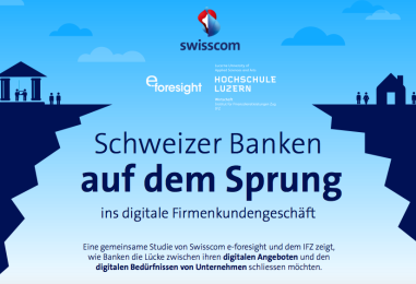 Swiss Banks Are Falling To Meet Corporate Clients and SME Digital Needs
