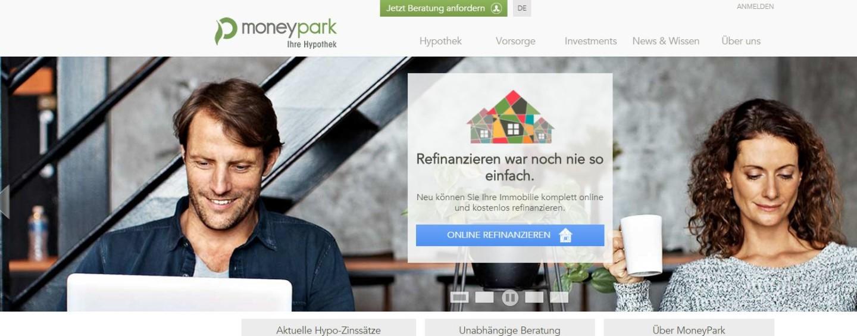 Helvetia Versicherung übernimmt Moneypark