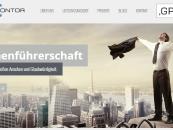 Hervorstechende Fintechs schon heute präsenter Im Netz als mittelgrosse Banken