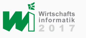 13th International Conference on Wirtschaftsinformatik