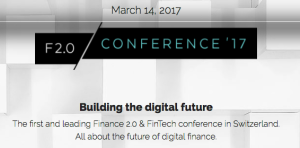 Finance 2.0 Conference '17