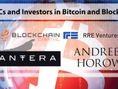 Top Worldwide VCs and Investors in Bitcoin and Blockchain