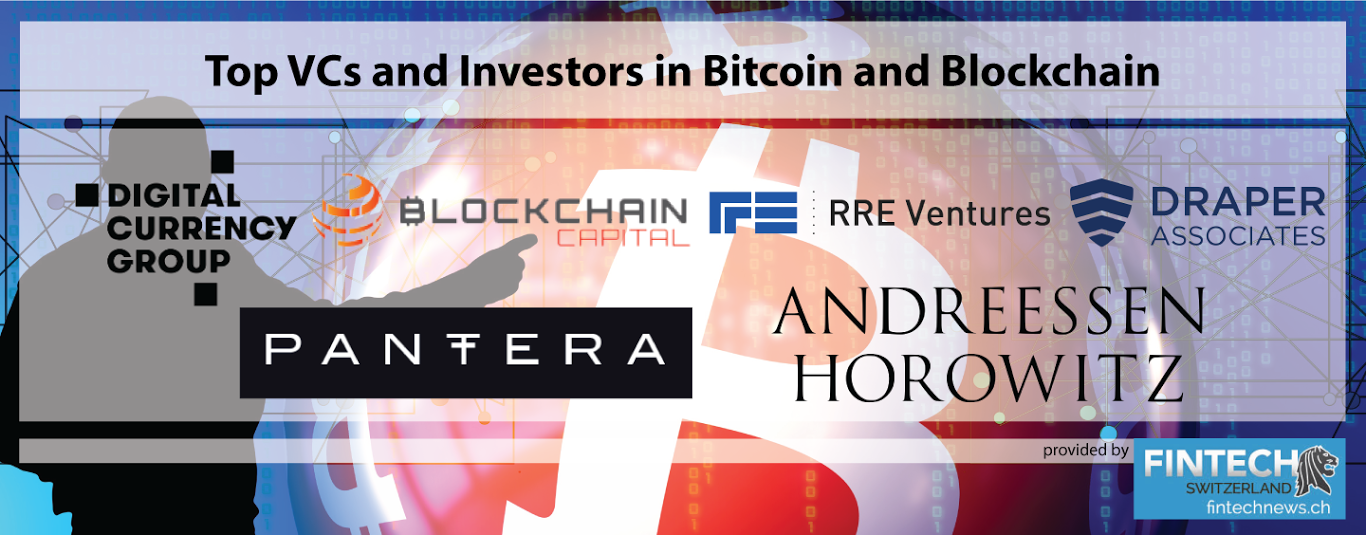 Top Investors Blockchain Bitcoin World