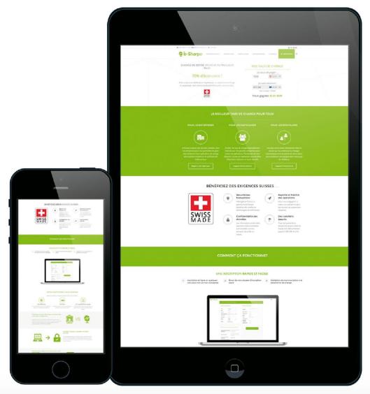 b-Sharpe apps