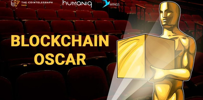 The First Blockchain Oscar to be Held This Spring