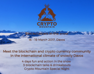 Crypto Mountain 2017