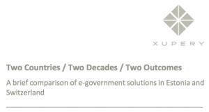E-government Switzerland report