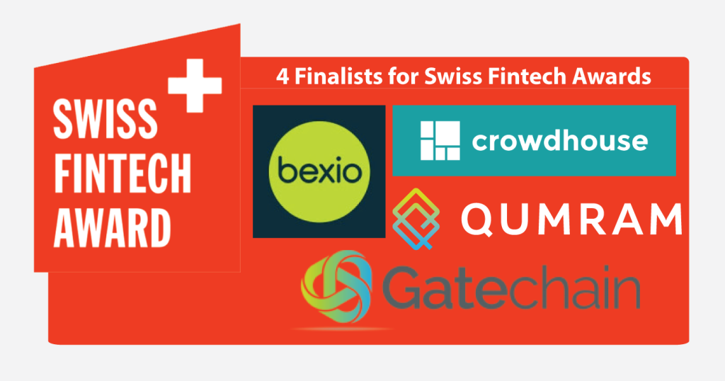 Swiss Fintech Awards 2017 Finalists